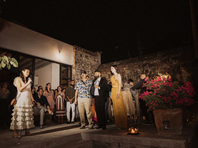 La boda de Hussain y Emma en San Miguel de Allende, Guanajuato 116