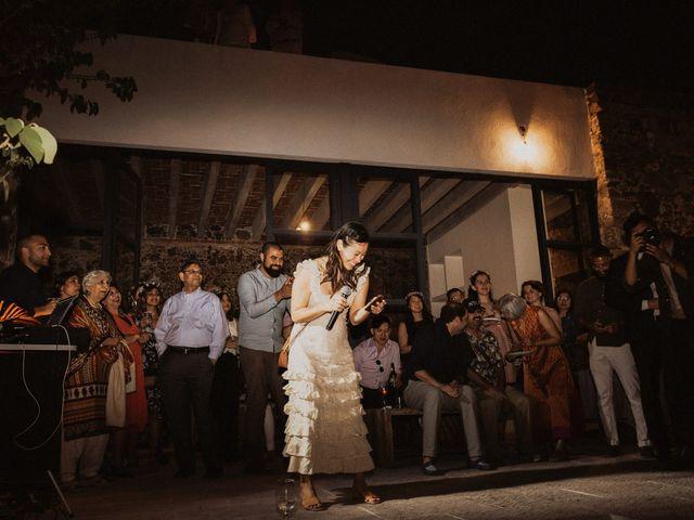 La boda de Hussain y Emma en San Miguel de Allende, Guanajuato 117