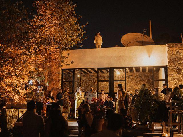 La boda de Hussain y Emma en San Miguel de Allende, Guanajuato 121
