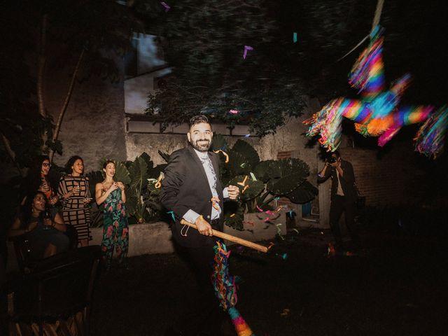 La boda de Hussain y Emma en San Miguel de Allende, Guanajuato 123