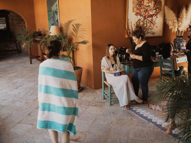 La boda de Hussain y Emma en San Miguel de Allende, Guanajuato 139