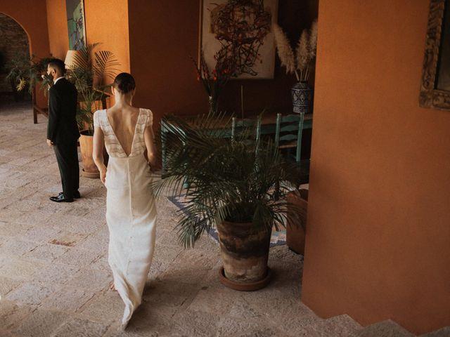 La boda de Hussain y Emma en San Miguel de Allende, Guanajuato 173
