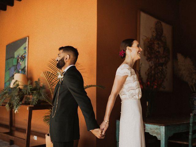 La boda de Hussain y Emma en San Miguel de Allende, Guanajuato 176