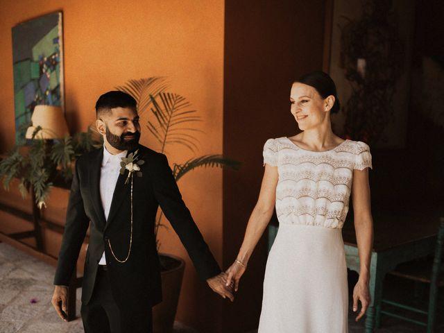 La boda de Hussain y Emma en San Miguel de Allende, Guanajuato 178