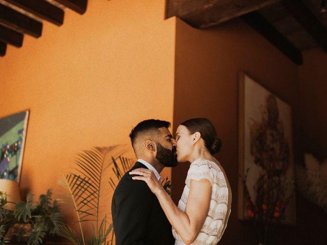 La boda de Hussain y Emma en San Miguel de Allende, Guanajuato 179
