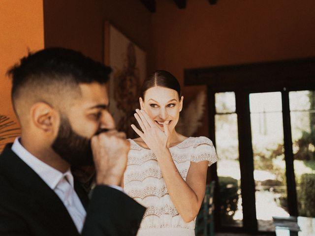 La boda de Hussain y Emma en San Miguel de Allende, Guanajuato 181