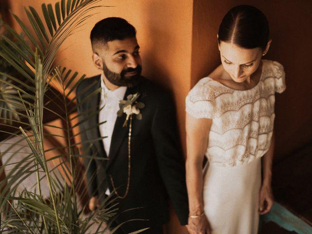 La boda de Hussain y Emma en San Miguel de Allende, Guanajuato 187