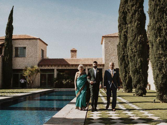 La boda de Hussain y Emma en San Miguel de Allende, Guanajuato 202