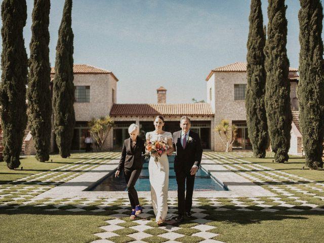 La boda de Hussain y Emma en San Miguel de Allende, Guanajuato 206