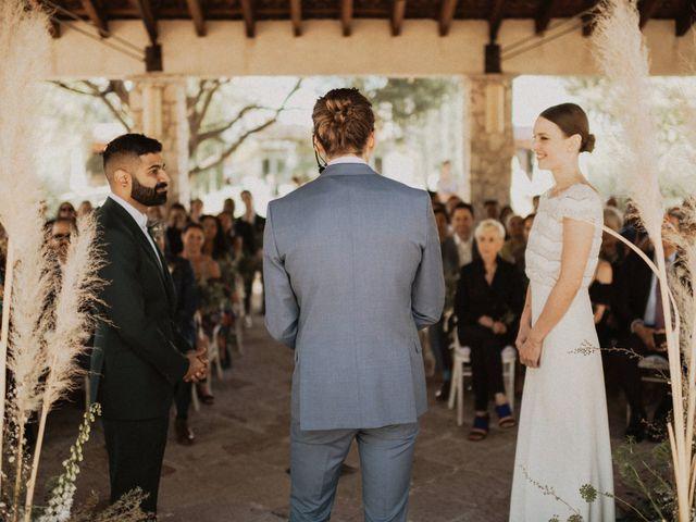 La boda de Hussain y Emma en San Miguel de Allende, Guanajuato 211