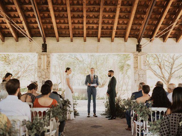 La boda de Hussain y Emma en San Miguel de Allende, Guanajuato 212