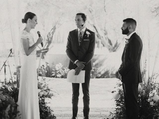La boda de Hussain y Emma en San Miguel de Allende, Guanajuato 222