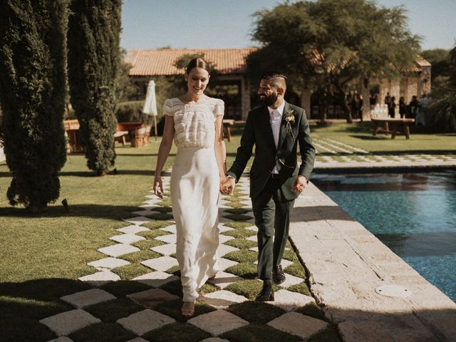 La boda de Hussain y Emma en San Miguel de Allende, Guanajuato 1