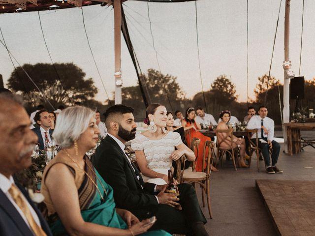 La boda de Hussain y Emma en San Miguel de Allende, Guanajuato 257