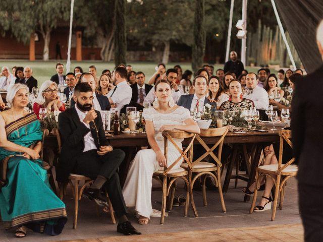 La boda de Hussain y Emma en San Miguel de Allende, Guanajuato 259