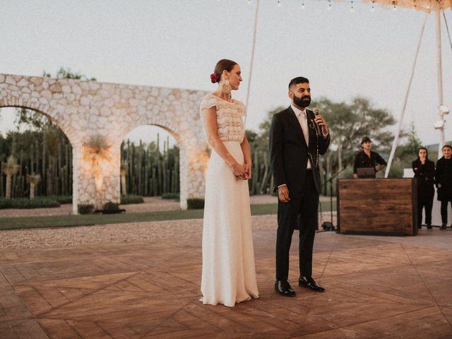 La boda de Hussain y Emma en San Miguel de Allende, Guanajuato 266