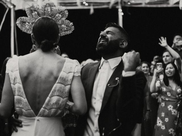 La boda de Hussain y Emma en San Miguel de Allende, Guanajuato 295