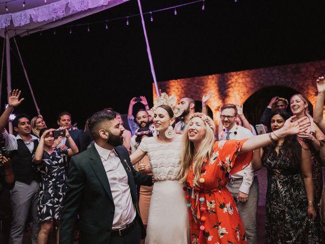 La boda de Hussain y Emma en San Miguel de Allende, Guanajuato 296