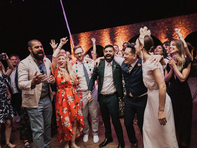 La boda de Hussain y Emma en San Miguel de Allende, Guanajuato 297