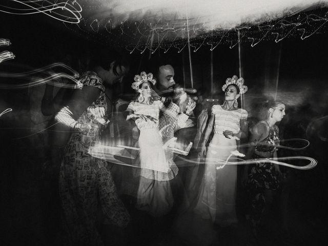 La boda de Hussain y Emma en San Miguel de Allende, Guanajuato 315