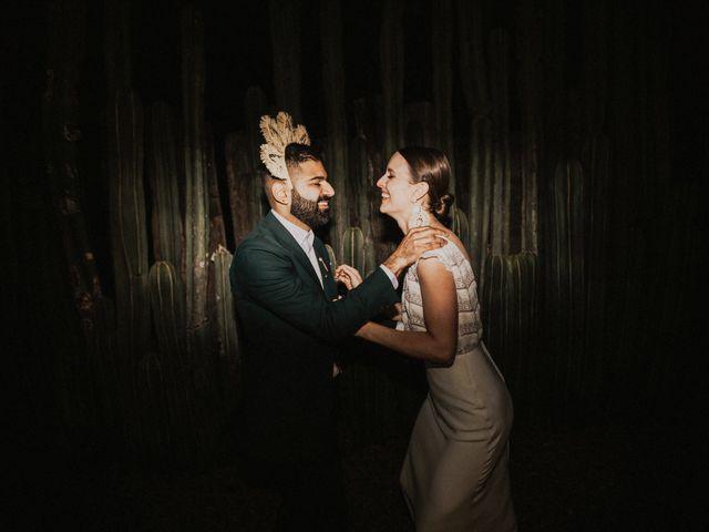La boda de Hussain y Emma en San Miguel de Allende, Guanajuato 320