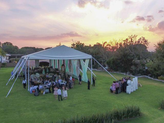 La boda de Guillermo y Mariel en Atlixco, Puebla 2
