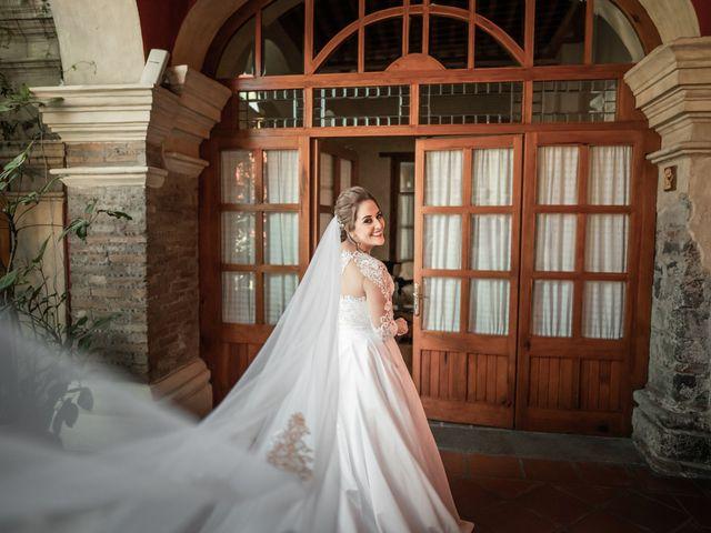 La boda de Guillermo y Mariel en Atlixco, Puebla 18