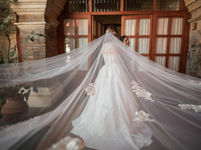 La boda de Guillermo y Mariel en Atlixco, Puebla 19