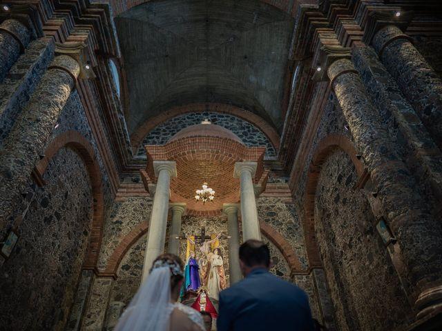 La boda de Guillermo y Mariel en Atlixco, Puebla 21