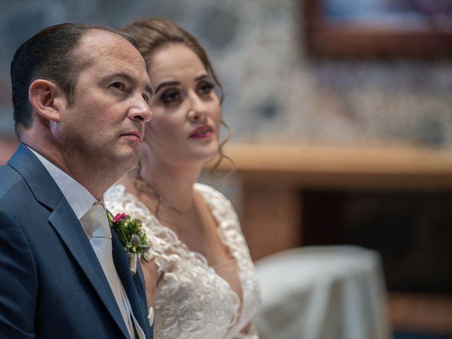 La boda de Guillermo y Mariel en Atlixco, Puebla 22