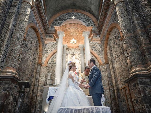 La boda de Guillermo y Mariel en Atlixco, Puebla 24