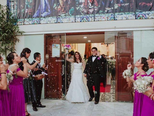 La boda de Edith y Armyth