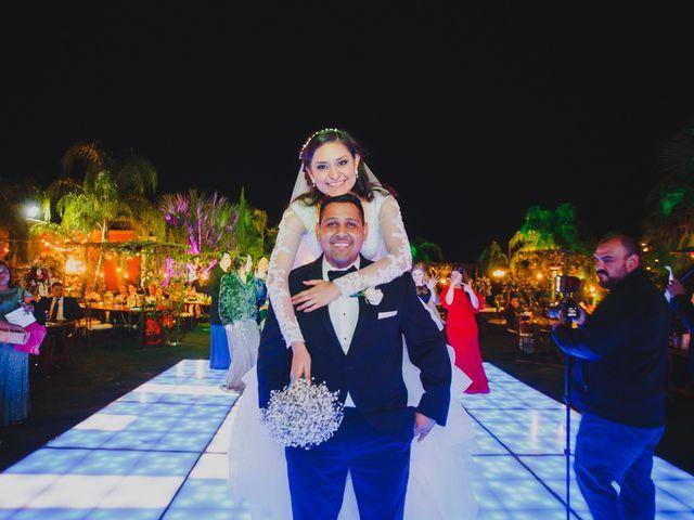 La boda de Gloria  y Gaudencio