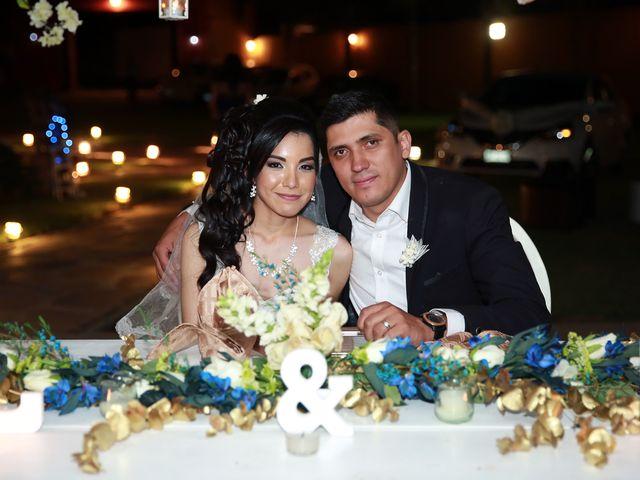 La boda de Lulin y Carlos