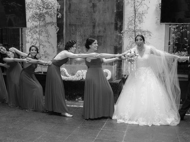 La boda de Emmanuel y Lorena en Guadalajara, Jalisco 8