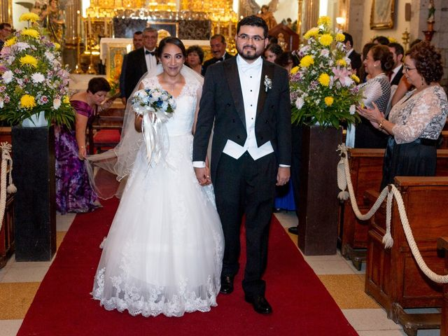 La boda de Emmanuel y Lorena en Guadalajara, Jalisco 17