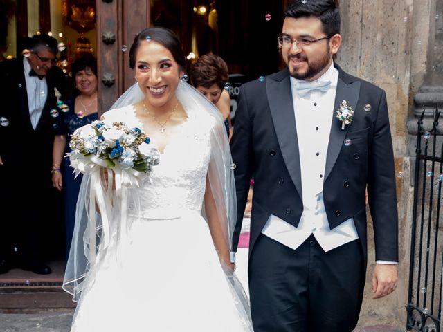 La boda de Emmanuel y Lorena en Guadalajara, Jalisco 18