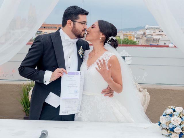 La boda de Emmanuel y Lorena en Guadalajara, Jalisco 24