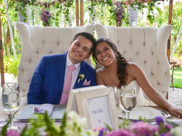 La boda de Paola y Alfredo