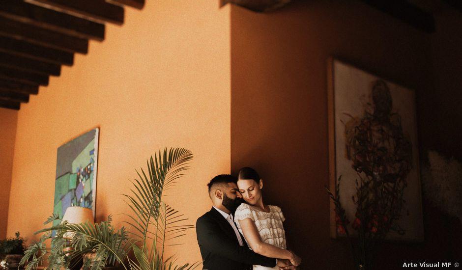 La boda de Hussain y Emma en San Miguel de Allende, Guanajuato