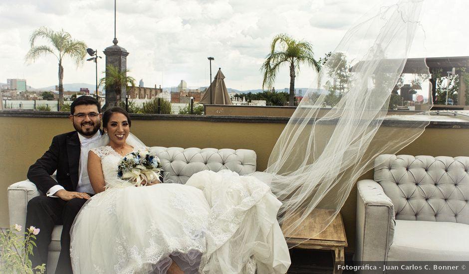 La boda de Emmanuel y Lorena en Guadalajara, Jalisco