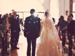 La boda de Ana y Marco