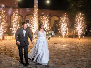 La boda de Itzia y Juan Pablo