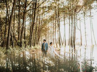 La boda de Elena y Óscar