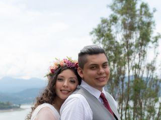 La boda de Jessica Ortíz y Diego Ceja 2