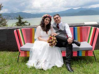 La boda de Jessica Ortíz y Diego Ceja