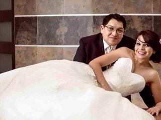 La boda de Yolanda y Víctor  1