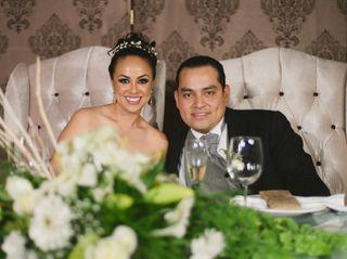 La boda de Cynthia y Marco Tulio