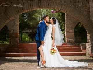La boda de Geraldine y César Omar 1