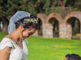 La boda de Geraldine y César Omar 2